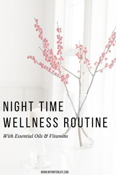 night time wellness