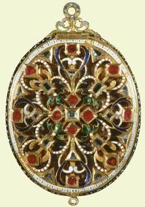 Queen Victoria's Locket.