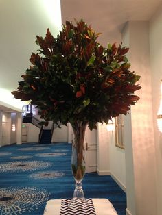 Flowerful Events | October 2013 | Ocean Place Resort and Spa | Entrance Decor | Flowerful Events