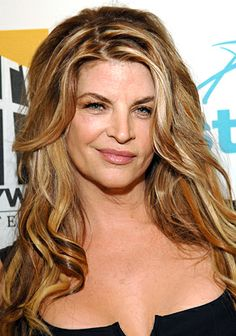 * Xai'nyy Kirstie Alley, Actress (Cheers, Look Who's Talking).