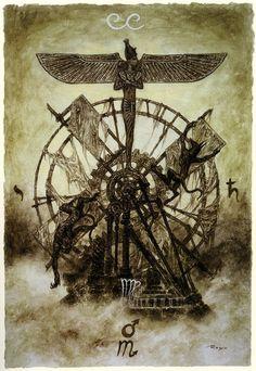 Luis Royo - The Labyrinth Tarot