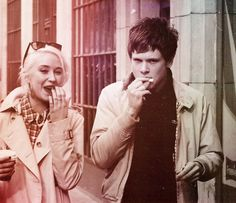 Lily Loveless and Jack O'Connell - Skins UK
