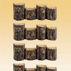 5 obrub k záhonům Magnets, Decoration, Decor, Decorations, Decorating, Dekoration, Ornament
