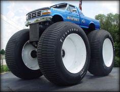 Visit the Home of Bigfoot in St. Louis, MO - BIGFOOT® 4x4, Inc. - The Original Monster Truck®