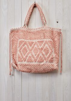 Casa del Mar Tote // Need this for a beach bag