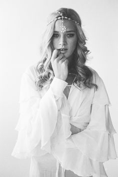 """Lovecraft"" : Leila Goldkuhl (Next LA) : Coco Magazine : Emily Soto Photographer: Emily Soto  Model: Leila Goldkuhl at NEXT  MUAH: Kalie Johnston  Stylist: Cara Bloom"