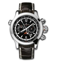 Jaeger-Le Coultre Master Extreme Chronograph