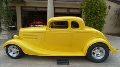 1933 Ford 5 window Cpe