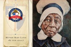 185 years ago Mother Mary Lange helped found the Oblate Sisters of Providence, the first religious community for African American women in the U.S. #ArchBalt225