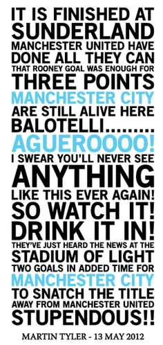 Most Great Manchester United Wallpapers Blue Manchester City Football Quote Wall Sticker Rooney Goal, City Wall Stickers, Manchester City Wallpaper, Bee City, Football Quotes, Soccer Quotes, Zen, Best Club, Sport Inspiration