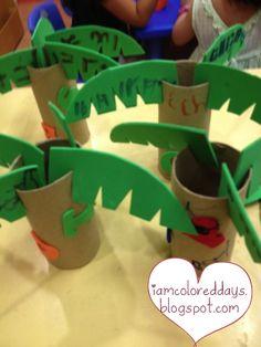 My Favorite Preschool Activities #preschoolcrafts #alphabetcrafts #preschoolactivities #chickchickaboomboom