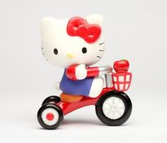 Precious Moments x Hello Kitty: Tricycle