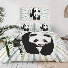 Giant Panda Bedding Set