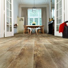 Impress Country oak 54852  IVC Moduleo Impress 22 ML Commercial wear layer Extra Wide & Long Planks Less pattern repeat