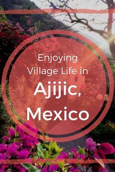 enjoyingvillage-life-in