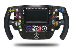 McLaren: Steering wheels through the ages. (2014 Jenson Button MP4-29)