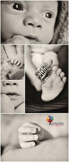 Newborn photography, details, details, details.