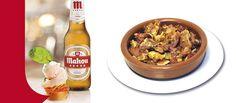 Oreja en salsa Bar AGUS  http://www.estamosdetapas.com/eventos/ruta-de-tapas/madrid/mahou/83/gastrofestival-2015-vi-degusta-tapas/tapas/4112/bar-agus/oreja-en-salsa
