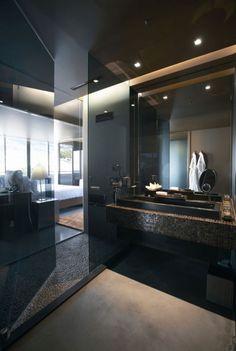 bathroom at vine hotel perfect vanity space!!!