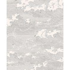 366061 - Palila Cream Cloud Wallpaper - by Eijffinger