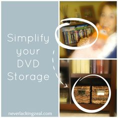 Simplify Your DVD st