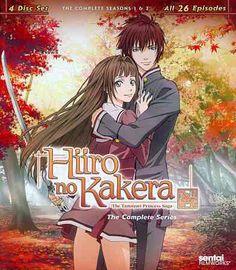 Hiiro No Kakera: The Tamayori Princess Saga: Complete Collection