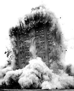 Beautiful destruction.