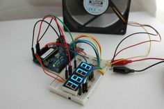 Reading a PC fan speed with Arduino