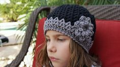 Handmade crochet hats, beanies, crochet and fabric headbands for babies, girls, boys, men and women. Do you want something you don't see? I can make it for you.