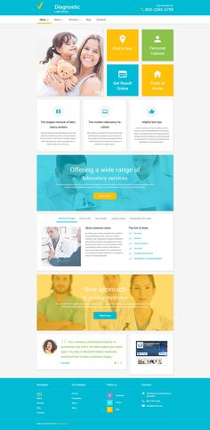 If you are looking for a reliable, user-friendly solution for your medical website, look no further than this responsive Health Care WordPress theme, which follows the latest design and usability t...