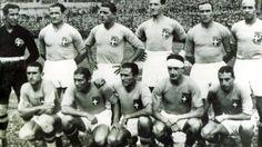 WM 1934 in Italien - Weltmeister Italien: Vor heimischer Kulisse gelingt den Italienern im Finale ein 2:1 n.V. gegen die Tschechoslowakei.