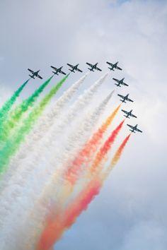 18 maggio 2014 - Frecce Tricolori a Loano