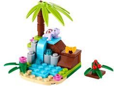 Turtle's Little Paradise - Help the little turtle by building a world that caters to all its needs!