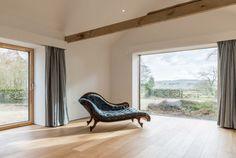 Richard Pender and Dan Kerr combine local materials at self-built house