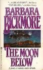 """""""The Moon Below"""" by Barbara Bickmore   The daughter of a Newcastle coalminer, Hallie Thomas sailed halfway around the world to marry Chadwick Morgan, a man she'd never met. But on the ship bound for Australia, she met Dr. Tristan Faulkner, who awakened her heart to passion and dared her to want more."""