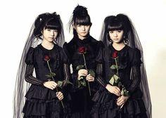 Babymetal: Mizuno Yui, Nakamoto Suzuka & Kikuchi Moa