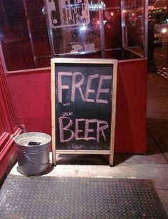 31 Bar & Coffee Shop Sidewalk Signs That Are ActuallyFunny