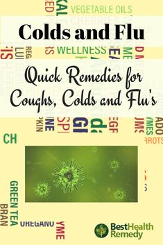 Quick Remedies for Coughs, Colds and Flu's. It's the time of year that Colds and Flu manage to waylay the best of us no matter how much we try to avoid them. #cold, #coldandflu, #flu, #healyourself, #naturalremedies, #nutrition, cold or flu, colds, colds and flu, health, home remedies, home remedies for colds and flu, sore throats