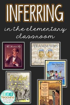 Inferring in the Elementary Classroom | Sparkles, Smiles, and Successful Students | Bloglovin'