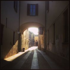 #Novara city center