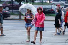 Rain glorious rain! Photo taken by Brian Garfinkel