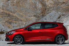 Renault Clio Red Inspiration