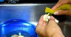 Tato věc vytáhne mastnotu a nečistoty dokonce i z knoflíků na troubě: 15 minut a bude jako nová – funguje i na mřížky a hořáky! – Domaci Tipy Plastic Cutting Board, Nova, Ethnic Recipes