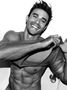 Hot guy! Hot body!