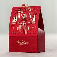 2015唯思美 結婚喜糖盒 喜糖盒子 喜慶紅糖盒 燙金 創意高端歐式
