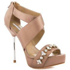 David tutera shoe collection