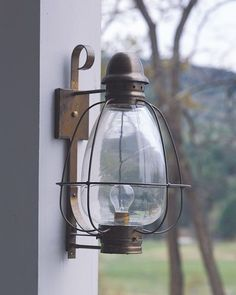 Enthusiastic E27 Vintage Lantern Wall Mounted Antique Lamp Sconce Light For Bar Corridor Outdoor Garden Backyard Lamp Black/red Copper/bronze 2019 New Fashion Style Online Led Lamps