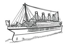 Be in a hurry for extravagant Coloring Page Cruise Ships. Print out these cruise ship coloring pictures of luxury ocean liner ships like the Titanic, Queen Victoria, Crown Princess, Queen Mary. Airplane Coloring Pages, Train Coloring Pages, Super Coloring Pages, Coloring Pages To Print, Free Printable Coloring Pages, Colouring Pages, Coloring Pages For Kids, Free Printables, Coloring Book
