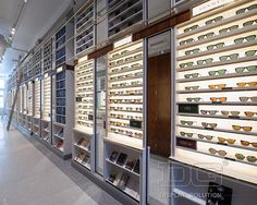 eye glass store layouts - Google Search Glass Store, Glasses Shop,  Optometry Office, abaaa1efcce6