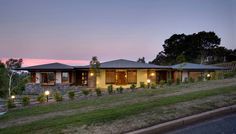 TT Architecture is a multi-award winning boutique design firm based in Canberra, Australia. We focus on design excellence in residential and commercial buildings. Modern Prairie Home, Boutique Design, Design Firms, Australia, Exterior, Mansions, Architecture, House Styles, Building